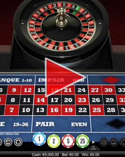 Gratis roulette Frans spelen