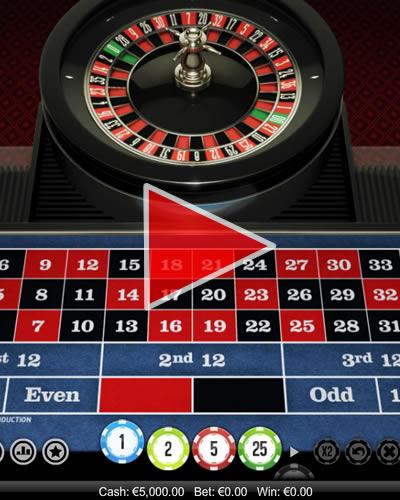 Gratis roulette Amerikaans spelen